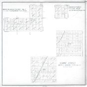 Sheet 70 - Raisin and Peach Colony, Fresno County 1923